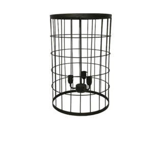 Cage-Ceiling-lamp-Round-Tall