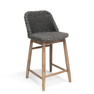 SIENNA BAR STOOL Teak