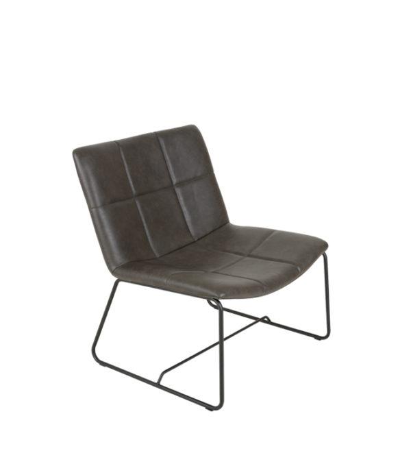 Chair Emiel Mud Grey