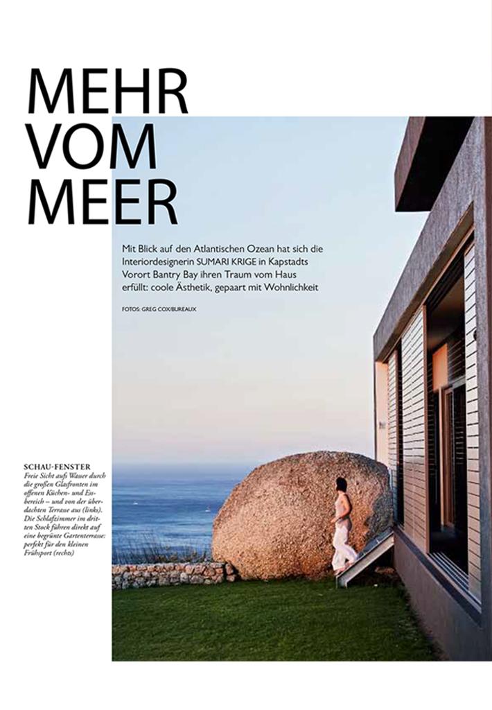 Madam Living Magazine