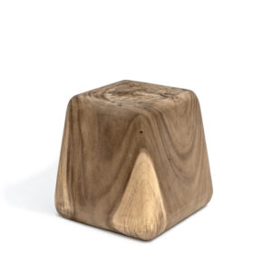 STOOL-LUDO--SUAR-WOOD
