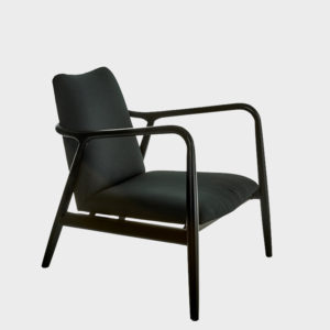 Chair-Charles---black-frame