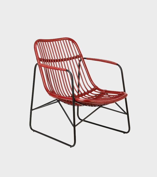 chair-Floris---dark-red