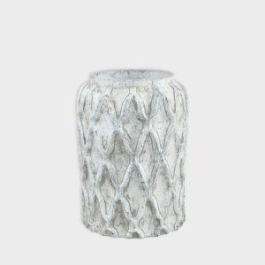 Ash-White--Farmers-Pot-Pattern---round---SMALL