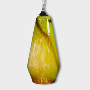 Hanging-lamp-glass--Pear---Lime