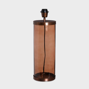 Table-lamp----Stoke---Brown