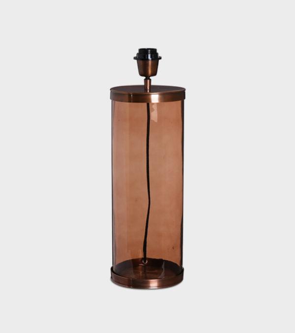 Table-lamp----Stoke---Brown