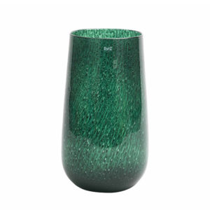 Vase Robert Dark green-Bubble