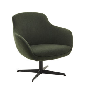 Swivel Chair Spock - Dark Green