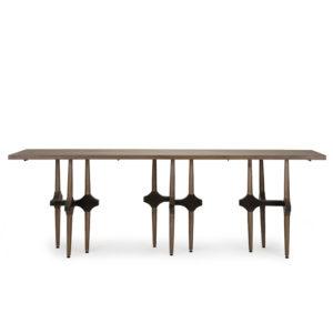 Capo Console Table - Mocca