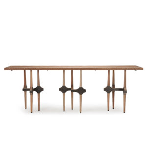 Capo Console Table - Natural Old Wood