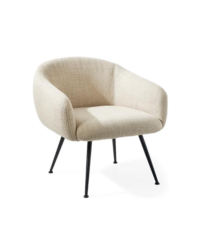 Lounge Chair Buddy - Beige