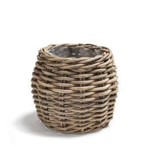 Planter Basket Eric - Rattan