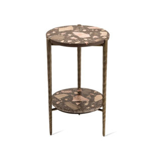 Side Table Nougat - Brown