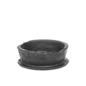 Bowl Salsa - Teak - Black