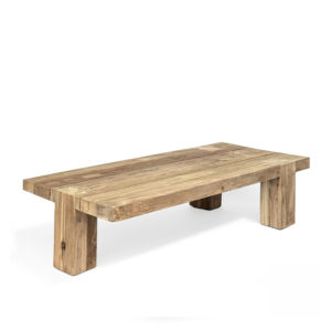 COFFEE TABLE DOVE TAIL OUTDOOR