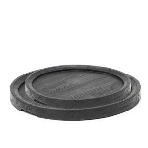 Tray Luna Round