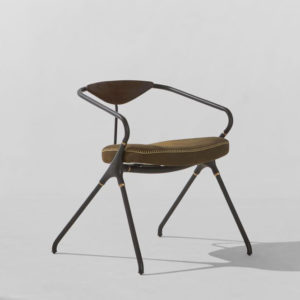 AKRON DINING CHAIR - Jin Leather