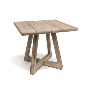Bistro Table Dennis - Teak - Natural