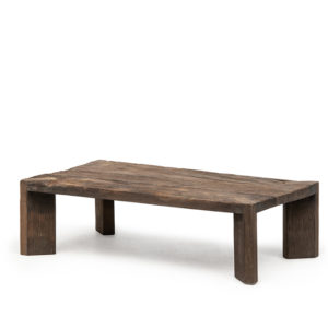 COFFEE TABLE ARCHIE Reclaimed Wood