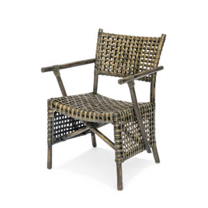 Dining Chair - CLAAR Flat core Rattan