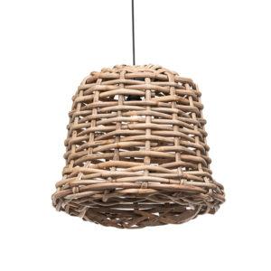 HANGING LAMP - DEREK - Rattan - Indoor