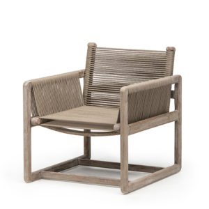 Lounge Chair - Carlos - Rope - Excl Cushions