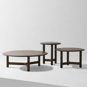 STILT COFFEE TABLES round