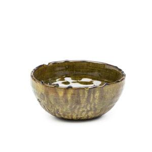 BOWL DESI - Terracotta - Brown Occre Glaze