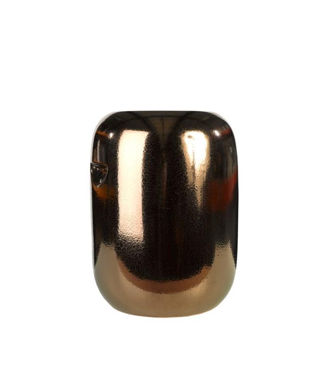 Pill Stool Copper