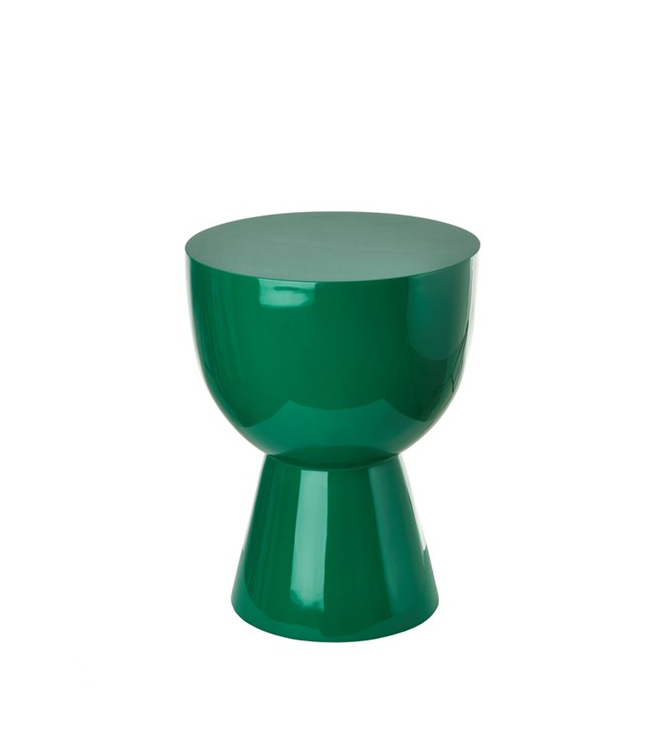 Side Table - Tam Tam - Emerald Green