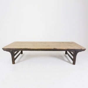 Coffee Table -Black Legs