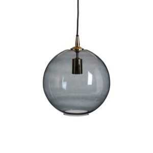 Hanging lamp York - LARGE- Ø28cm - Dark Grey