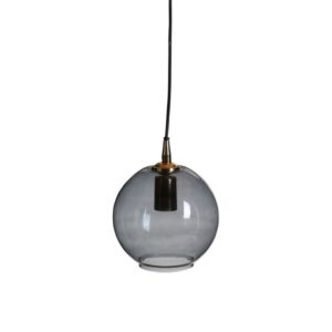 Hanging lamp York - SMALL - Ø20cm - Dark Grey