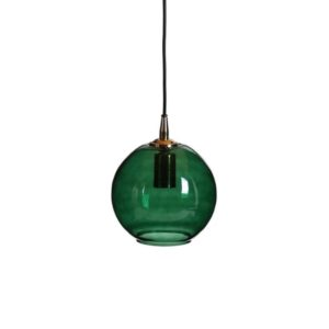 Hanging lamp York- SMALL - Ø20cm- Green