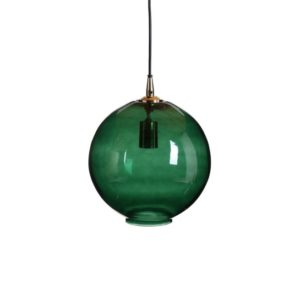 Hanging lamp York large Ø28cm - Green