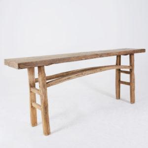 Server Ladder - Natural Bleached Wood