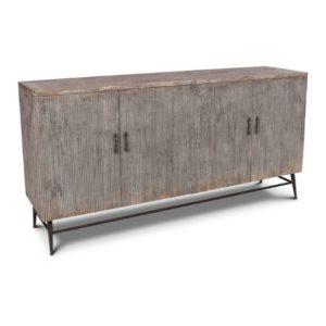 Sierver - Rill -Grey - 4 doors- 180x45x90H