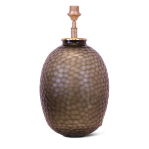 Table lamp - Coco - Smokey - with out shade