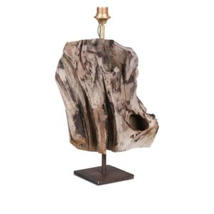 Table lamp wood