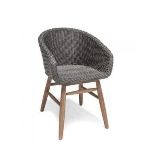 Dining Chair Charly Charcoal